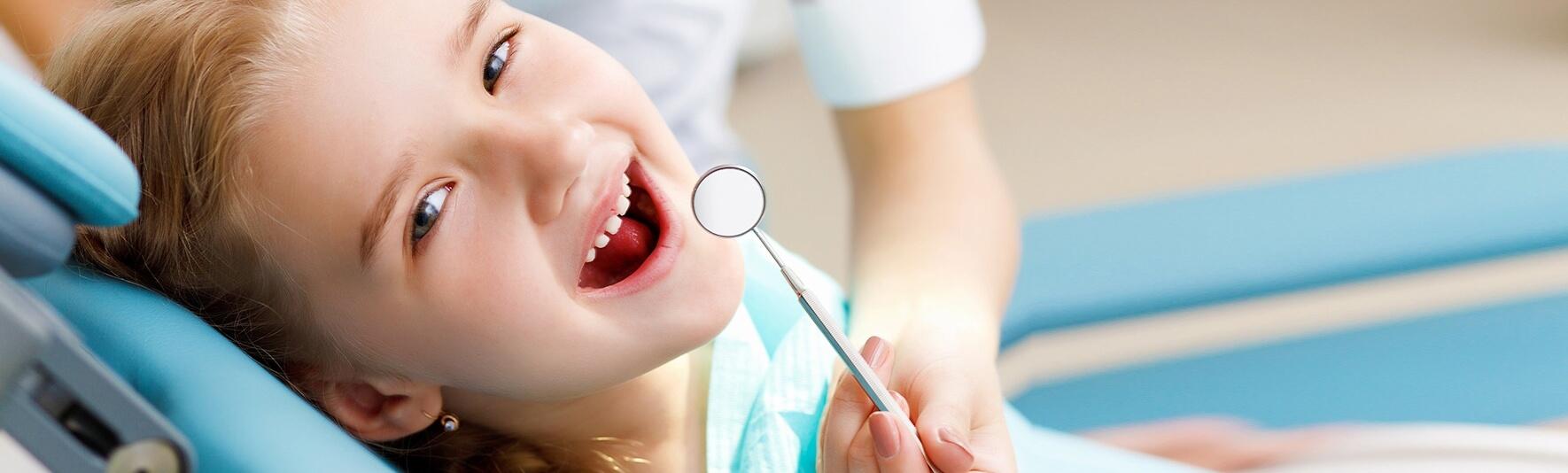 Профилактический осмотр зубов